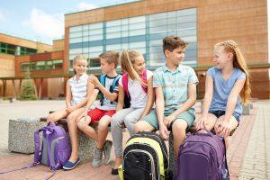 Plecaki szkolne na 5