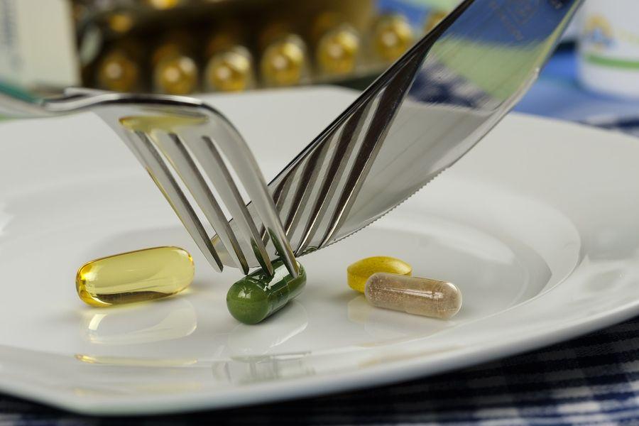 Suplementy diety różne